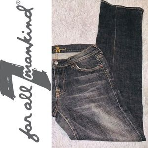 ✨{7 for all mankind}Kimmie Original Bootcut Jeans✨